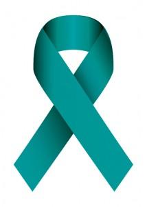 SAAM - Teal Awareness Ribbon